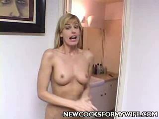 大 集 的 彙編 視頻 從 新 cocks 為 我的 妻子