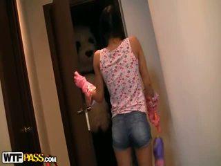 teen sex beobachten, fuck of her life, nenn the art of fucking