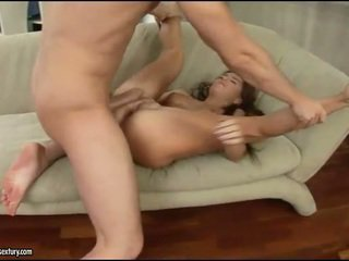Sex young pretty girl