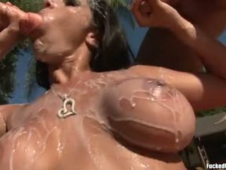 hardcore sexo mais, fresco blowjobs, agradável cumshots novo