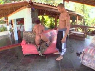 Darlene 巴西人 肛門