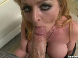 online oral free, red head, nice blowjob