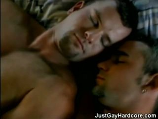 Sexy Homosexuals Making Love