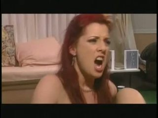 HAnnah Harper And Holly Hollywood Having A Double Dildo LesBian Actionion