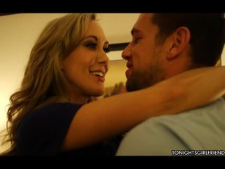 Sleaze Blonde Brandi Love Has Blindfolded And Shaged By Client