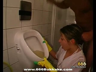 Alexis silver pissing