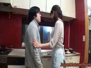 esmer, japon, grup seks, büyük göğüsler