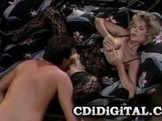 Kimberly Kane Retro Pornstar Double Penetration