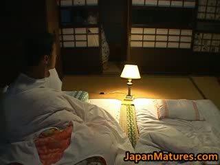 Chisato shouda piękne dojrzała japońskie