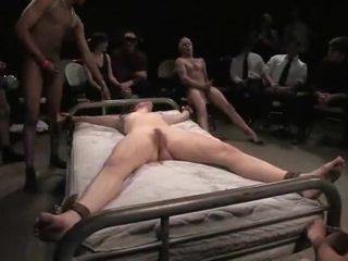 Bondaged jana gets göwne degmek
