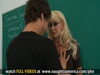 Xander Corvus, Brittany ONeil Dirty Teachers' Sex