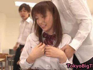 több japán, csaj több, lát sexy babe névleges