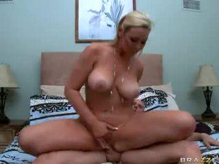 hardcore sex, blondynki zabawa, prawdziwy trudno kurwa dowolny