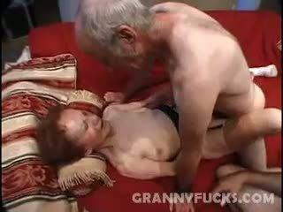 Raw παππούς τρίο