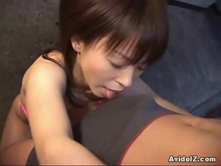 Kívánós japán ai himeno gives a nagy leszopás