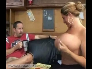 Very Hot Big Tit Milf Teacher Loves Dick