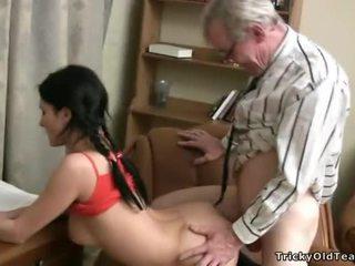 מזוין, תלמיד, סקס הארדקור