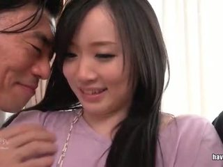 hot brunette check, you japanese nice, fresh cumshot hottest
