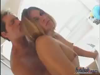 ideal anal, more blonde, amateur
