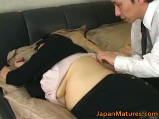 Japanese Mature Chick Has Hot Sex Part6