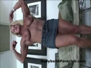 bigtits, naked, muscular
