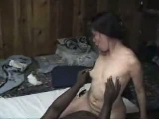 Asian wife cuckolded in front of hubby Video