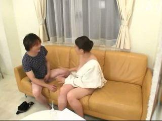 japansk, stora bröst, baben