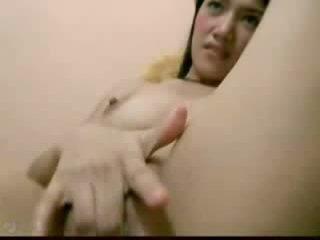 Maganda filipin tinedyer solo video