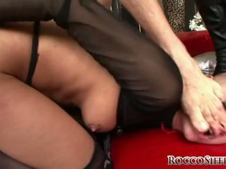 Anal Paramour CJ Feels The Meaty Rod Whacking Her Booty Deep She Can't Stop Moaning