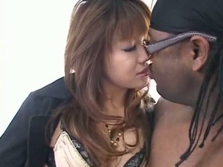 new japanese, nice interracial you, full black most