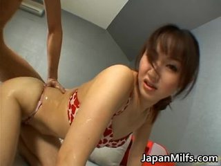 Asian Babe Milf Fuck And Engulf