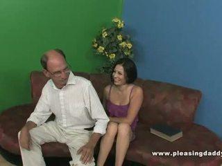 Lexy veracruz fucks a grandfather