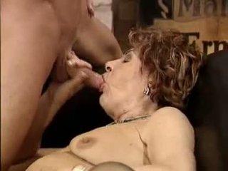 Hardcore niemieckie babcia porno