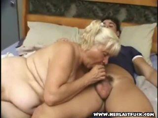 Dur xxx âgé grandmother xxx