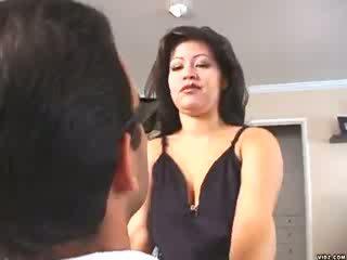 Misty Mendez loves straddling big juicy cocks