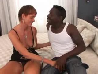 nenek, anal, interracial