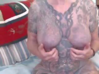 tattoos, granny