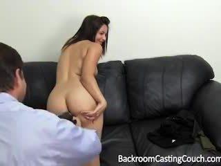 couch, cum, første gang