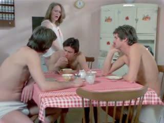 De an americana playgirl 1975 (cuckold, dped) mfm