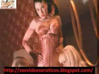 Dita von teese im lesbisch szene teil 3