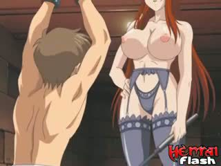 Redheaded Hentai Mistress
