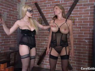 Angelas wicky punishes carol goldnerova, hd porno 6a