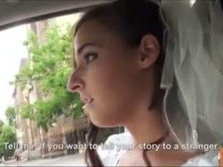 Nóng cô dâu fucks sau failed đám cưới