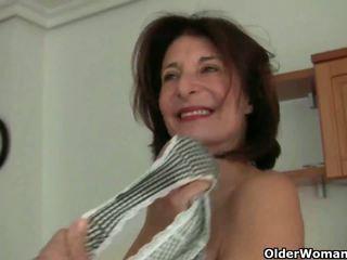 সবচেয়ে ফরাসি গুণমান, হিসাব করা যায় grannies সবচেয়ে, হিসাব করা যায় matures