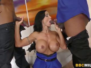 Jewels Jade Loves Anal and DP with Black Cock: Free Porn 23