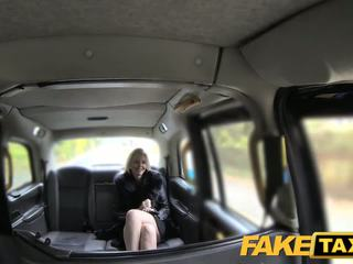 Fake Taxi Anal butt plug followed by big cock