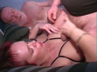 Niemieckie trójkąt: darmowe orgia porno wideo ab