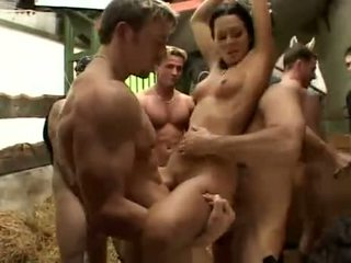 real oral sex great, double penetration, more vaginal sex nice