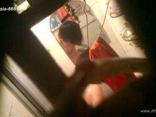 Peeping hiina tüdrukud bath