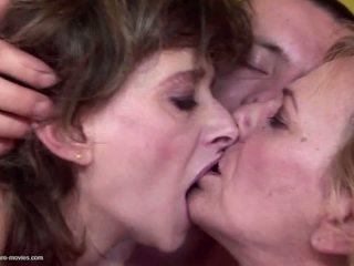 sie gruppen-sex, echt grannies, sehen reift